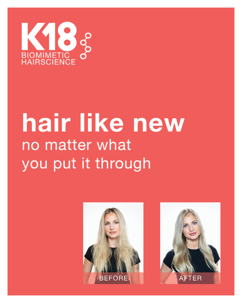 K18 – Hair Like New – Print 8×10