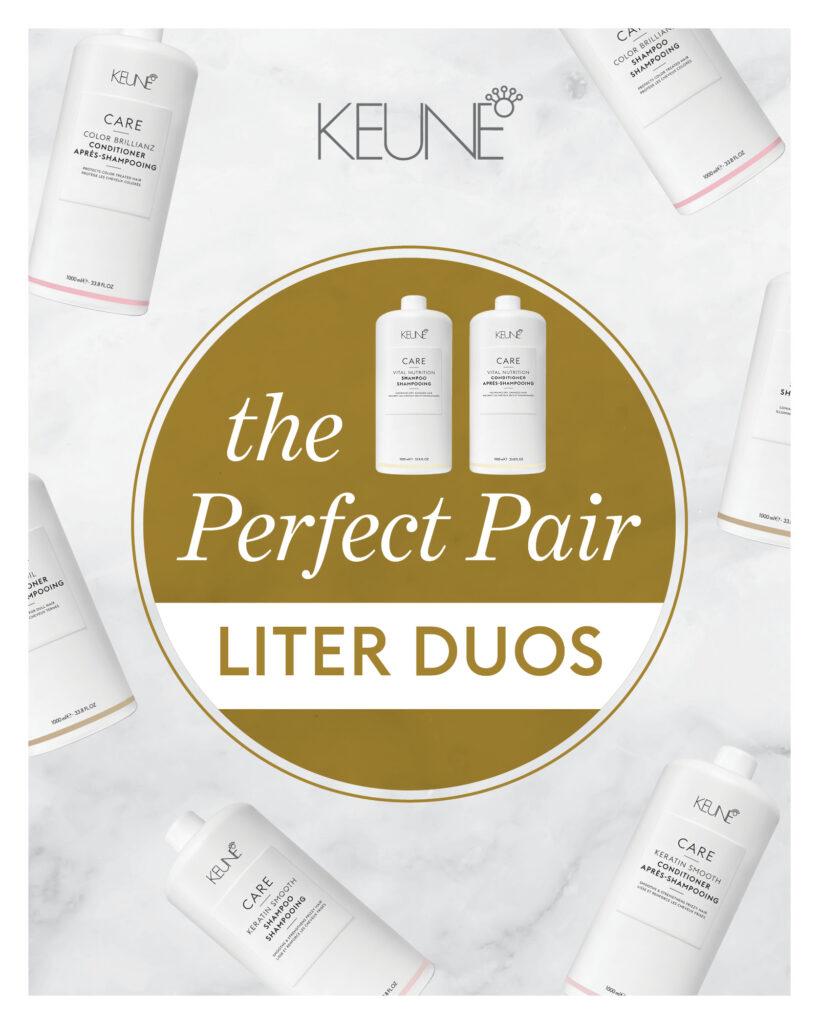 Keune Care – Liter Duos – Print 8×10