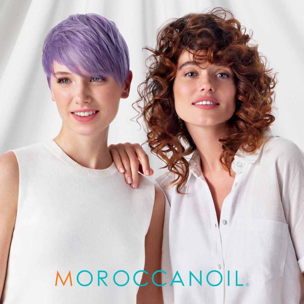 Moroccanoil – Color Depositing Masks Copper and Lilac – Social