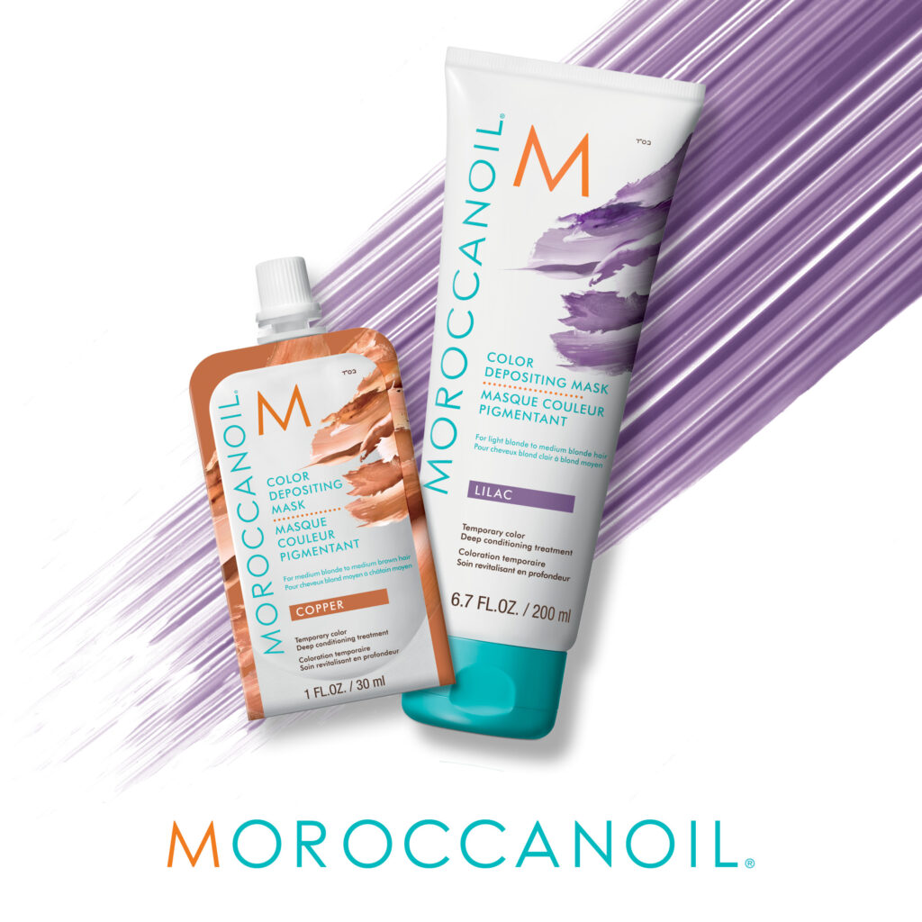 Moroccanoil – Color Depositing Mask – Social