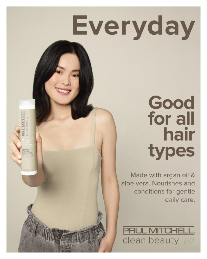 Paul Mitchell Clean Beauty – Everyday – Print 8×10