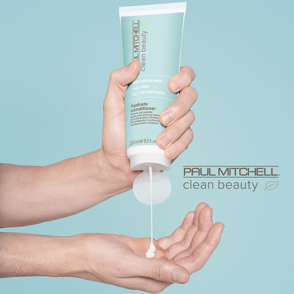 Paul Mitchell – Clean Beauty Hydrate – Social