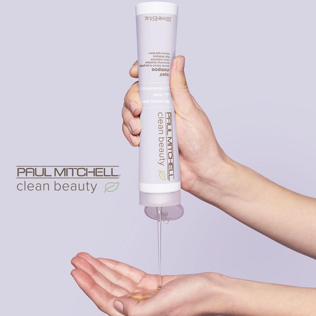 Paul Mitchell – Clean Beauty Repair – Social