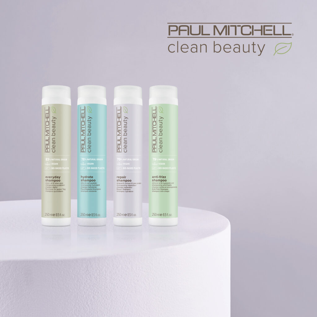 Paul Mitchell – Clean Beauty Group – Social