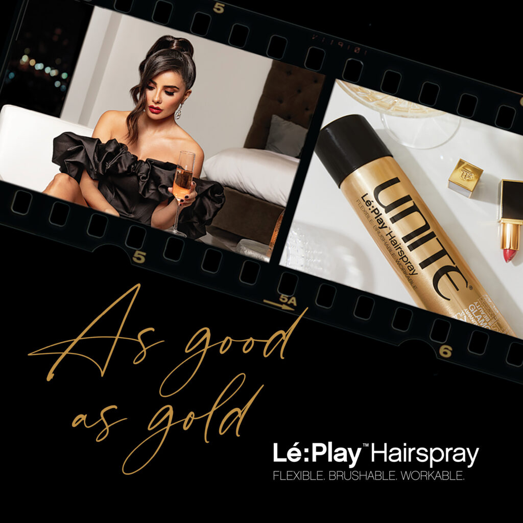 Unite – Le:Play Hairspray – Social