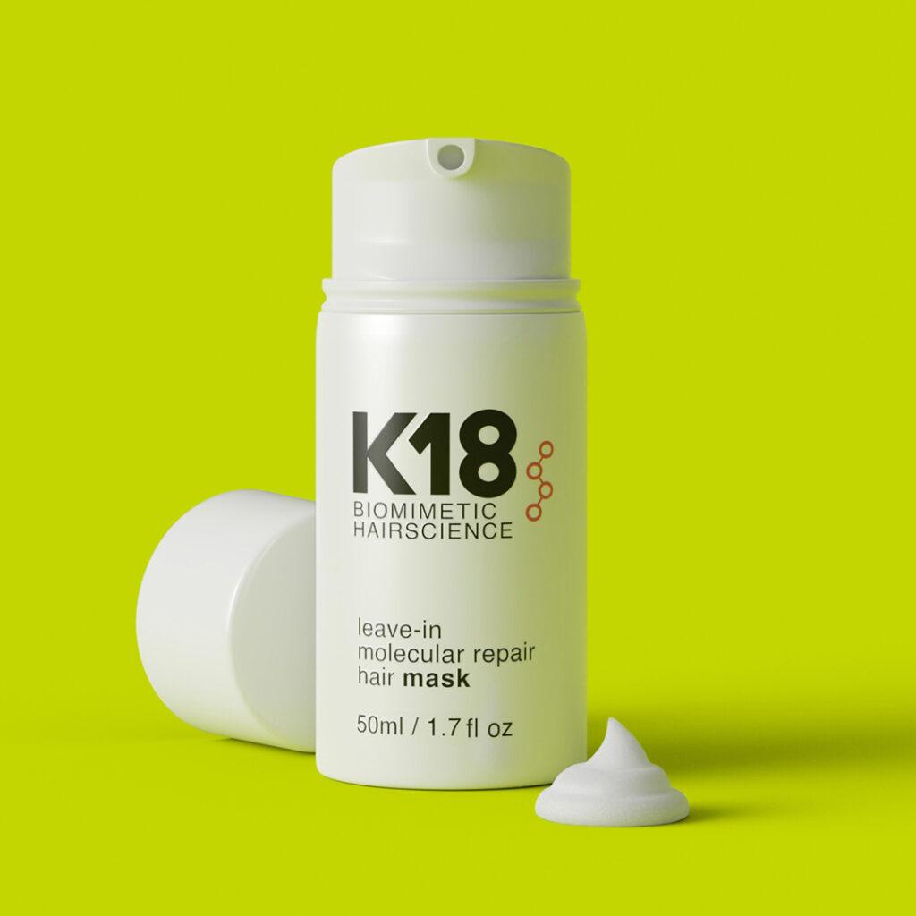 K18 – Molecular Repair Hair Mask – Social