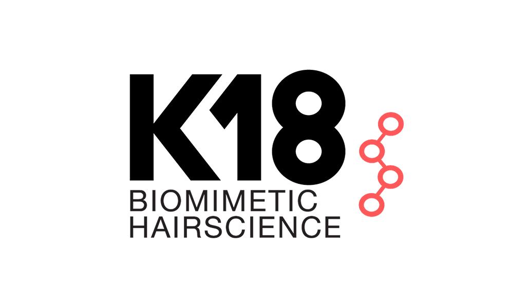 K18 Biomimetic Hairscience – Logos
