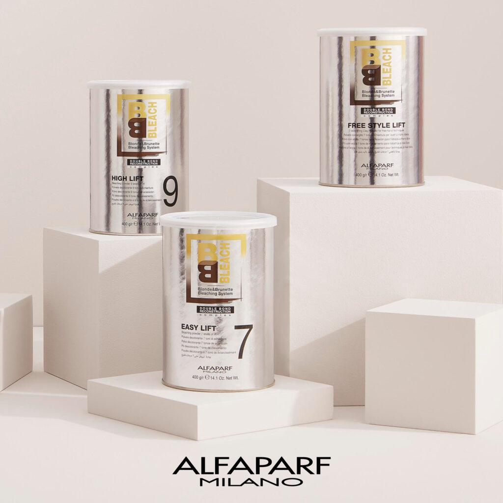 Alfaparf Milano – BB Bleach – Social