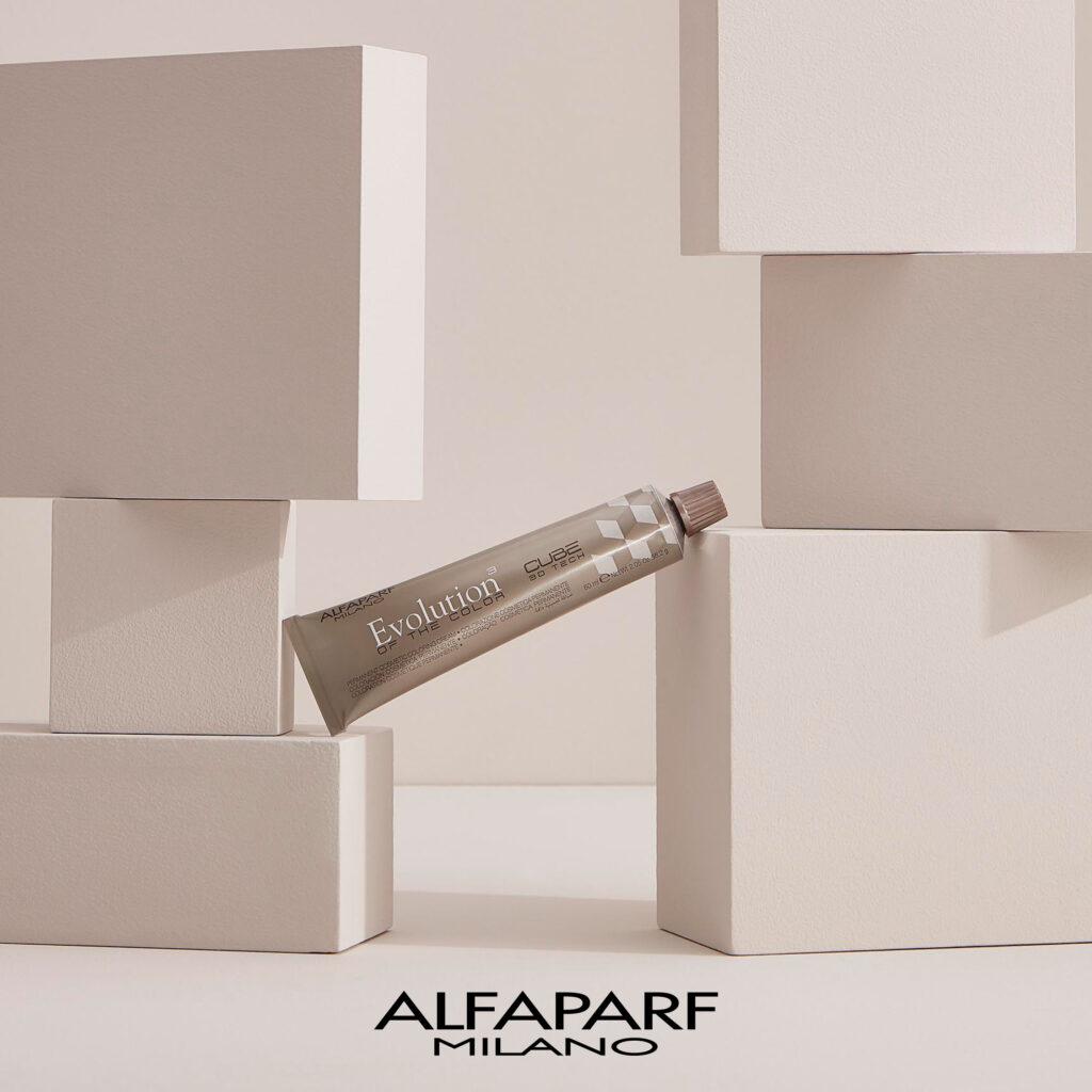 Alfaparf Milano – Evolution of the Color – Social