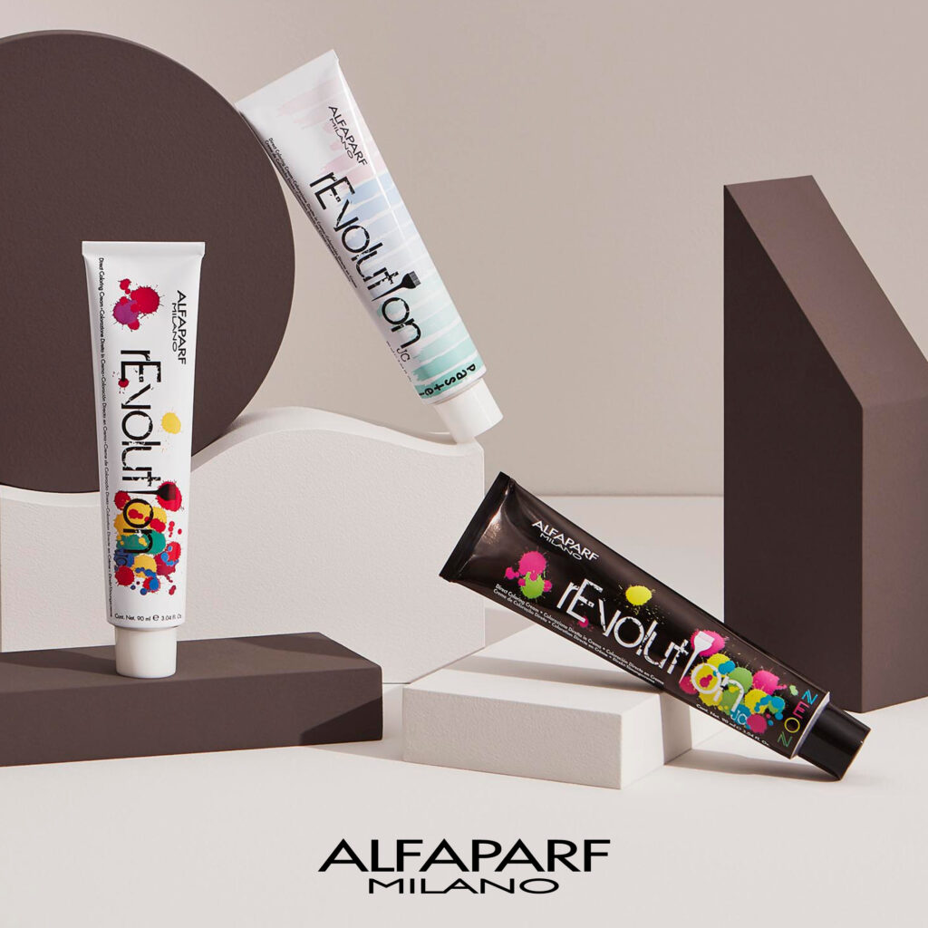 Alfaparf Milano – rEvolution – Social