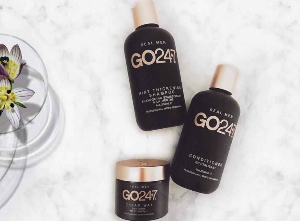 GO24•7 Brand Image