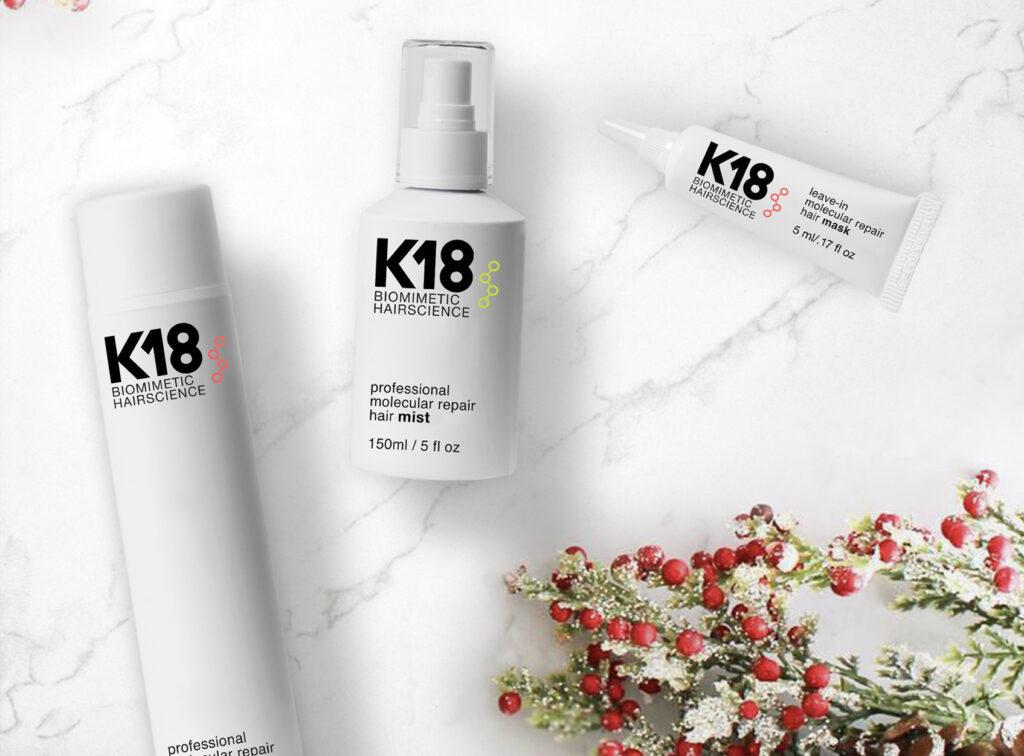 K18 Biomimetic Hairscience Brand Image