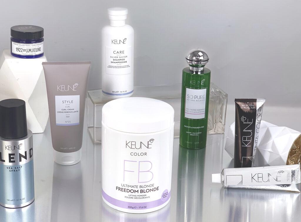 Keune Brand Image