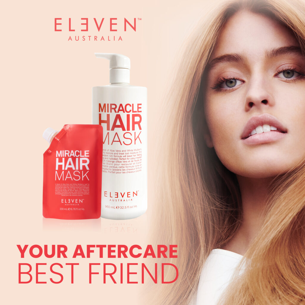 Eleven – Miracle Hair Mask – Social