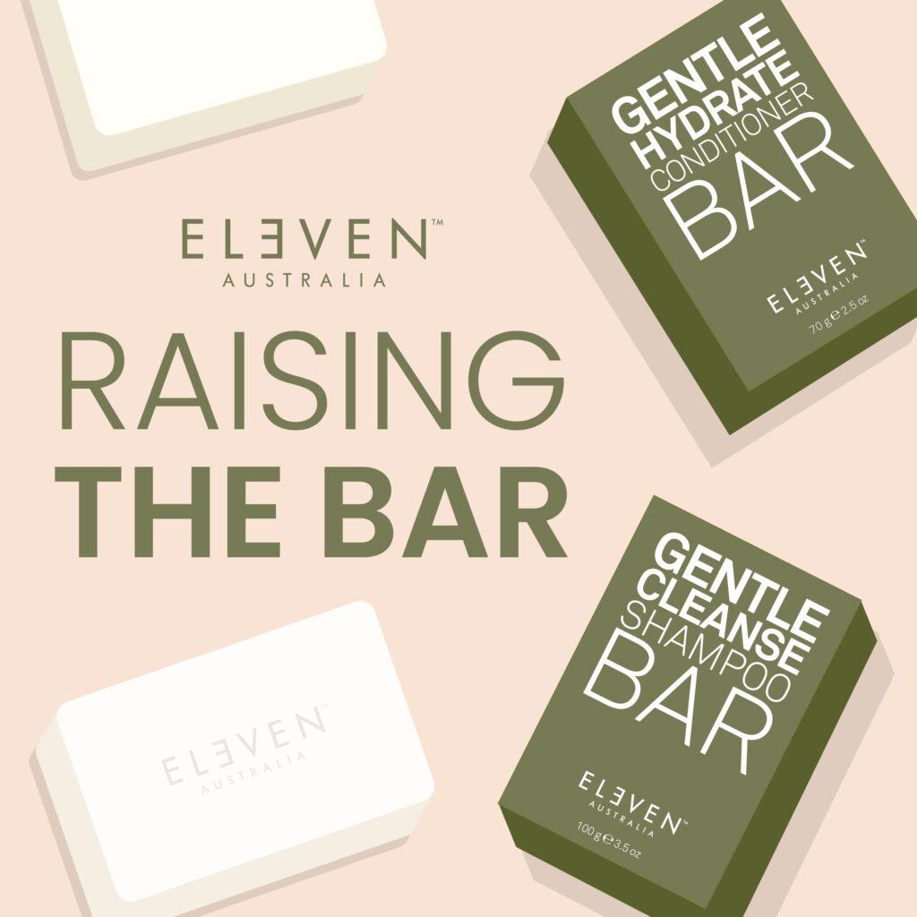 Eleven – Gentle Shampoo & Conditioner Bars – Social