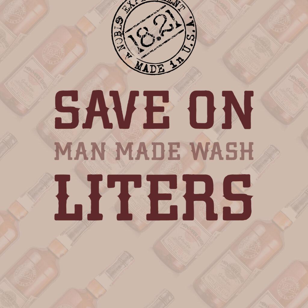 18.21 Man Made – Liter Savings – Social