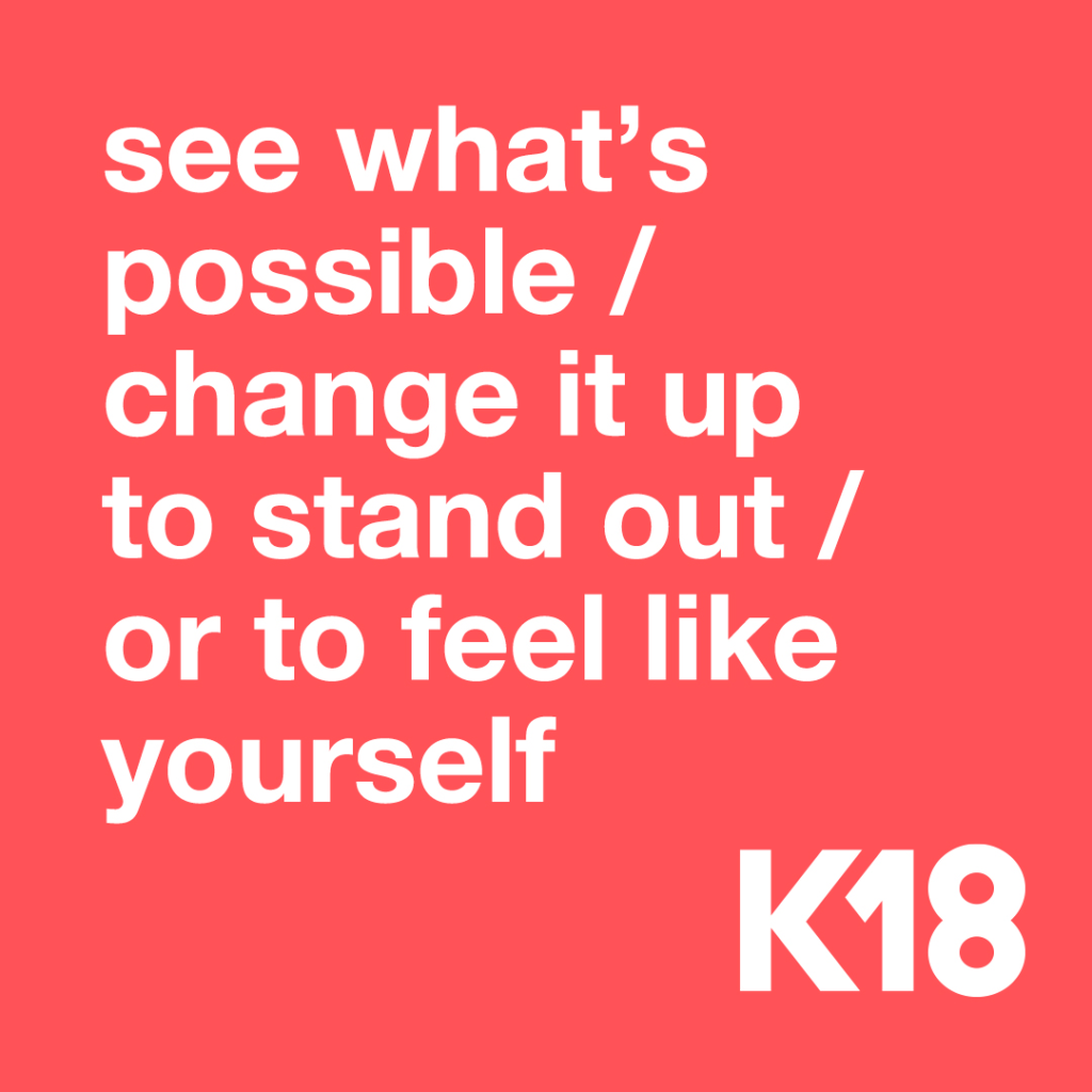 K18 – See What's Possible – Social