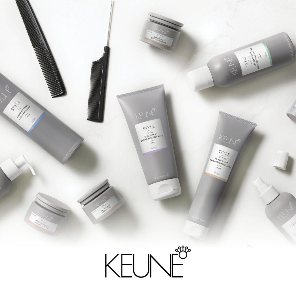Keune – Style – Social