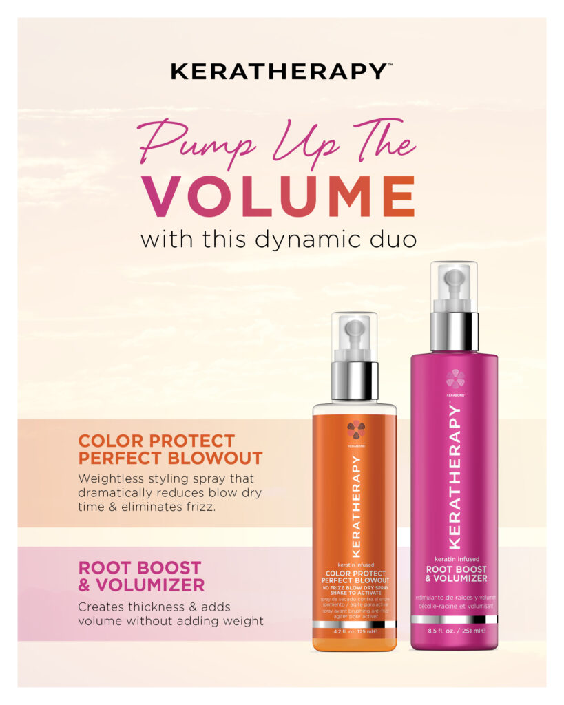 Keratherapy – Pump Up The Volume – Print 8×10