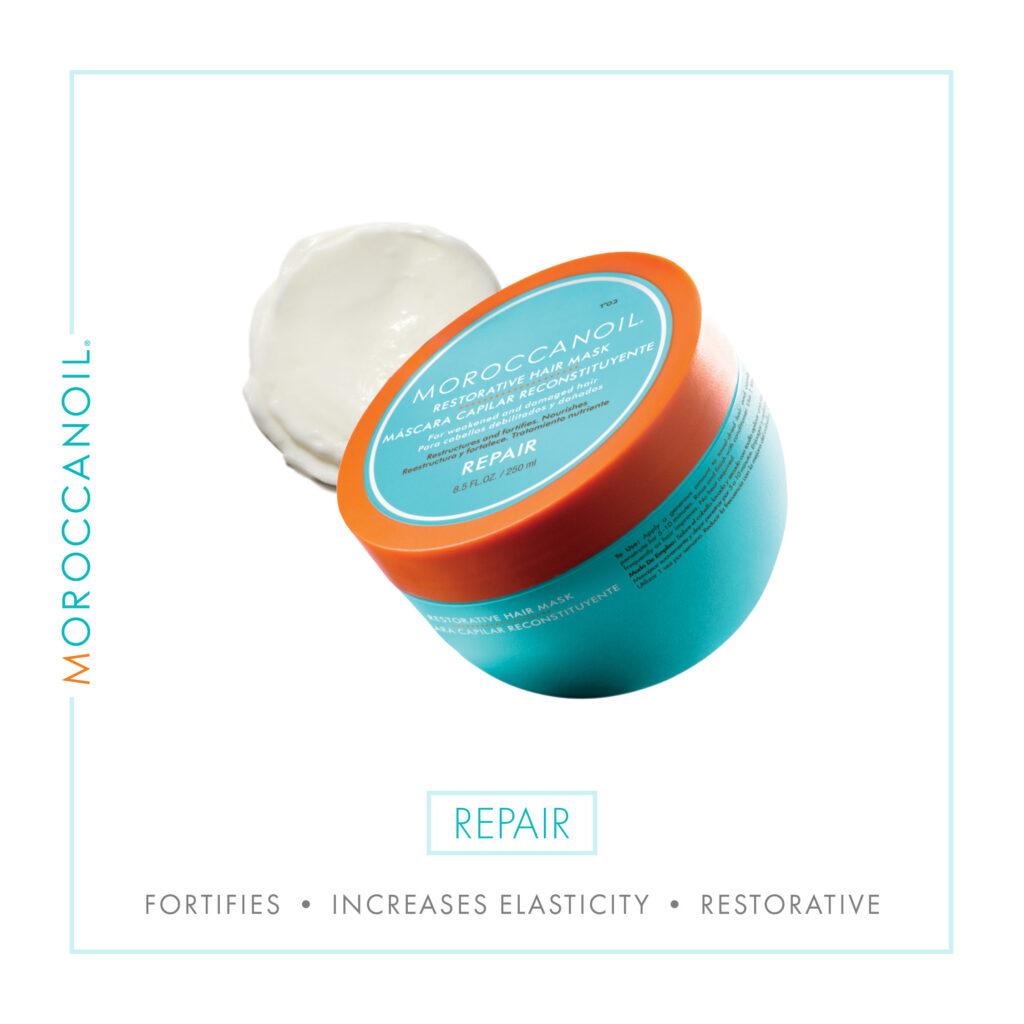 Moroccanoil – Restorative Hair Mask – Social