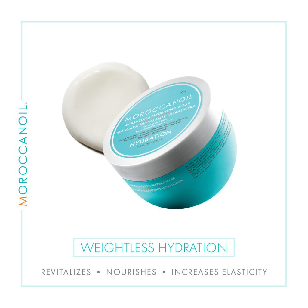 Moroccanoil – Weightless Hydrating Mask – Social
