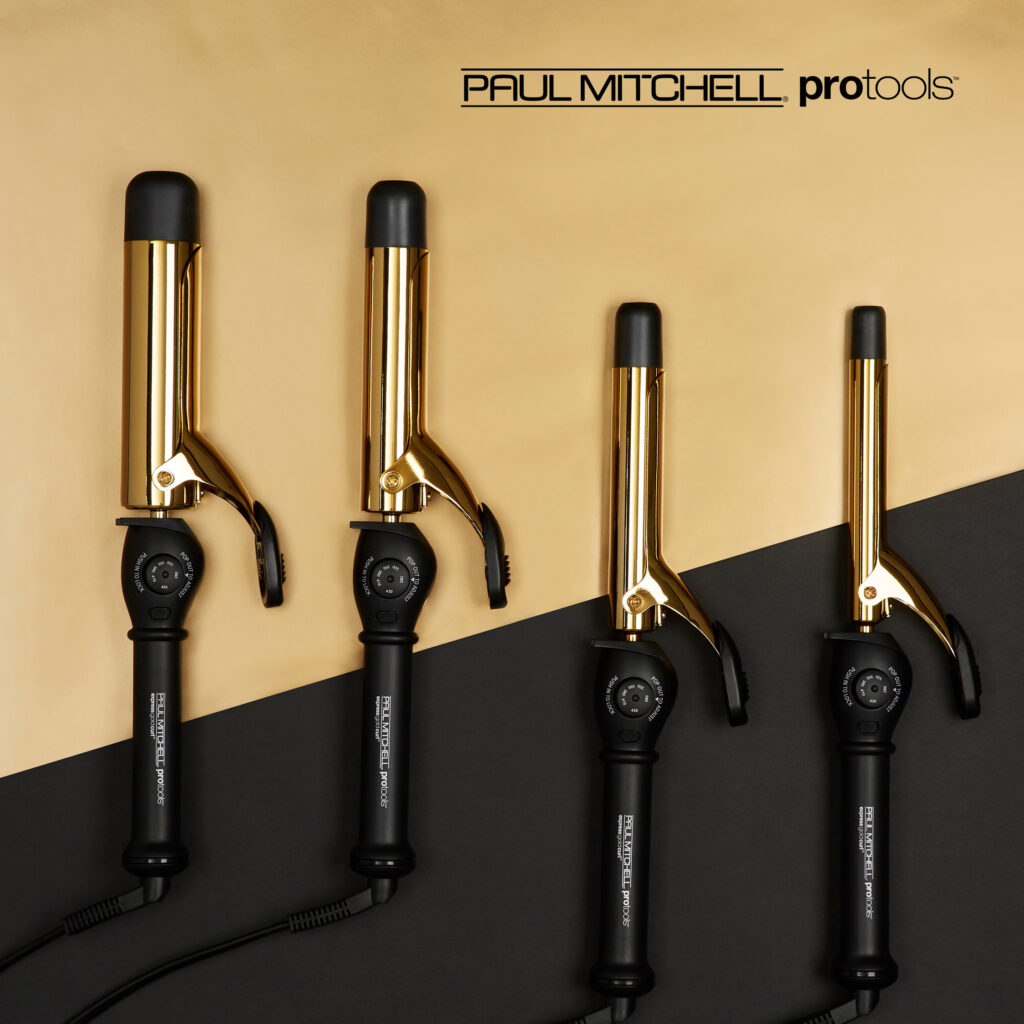 Paul Mitchell – ProTools Gold Curling Irons – Social