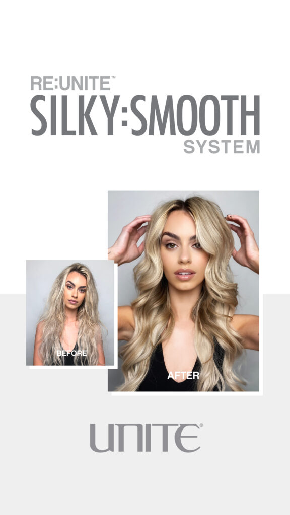 Unite – SILKY:SMOOTH Before & After – Social Story