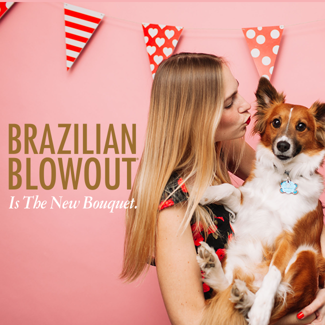 Brazilian Blowout – Valentines Day – Social
