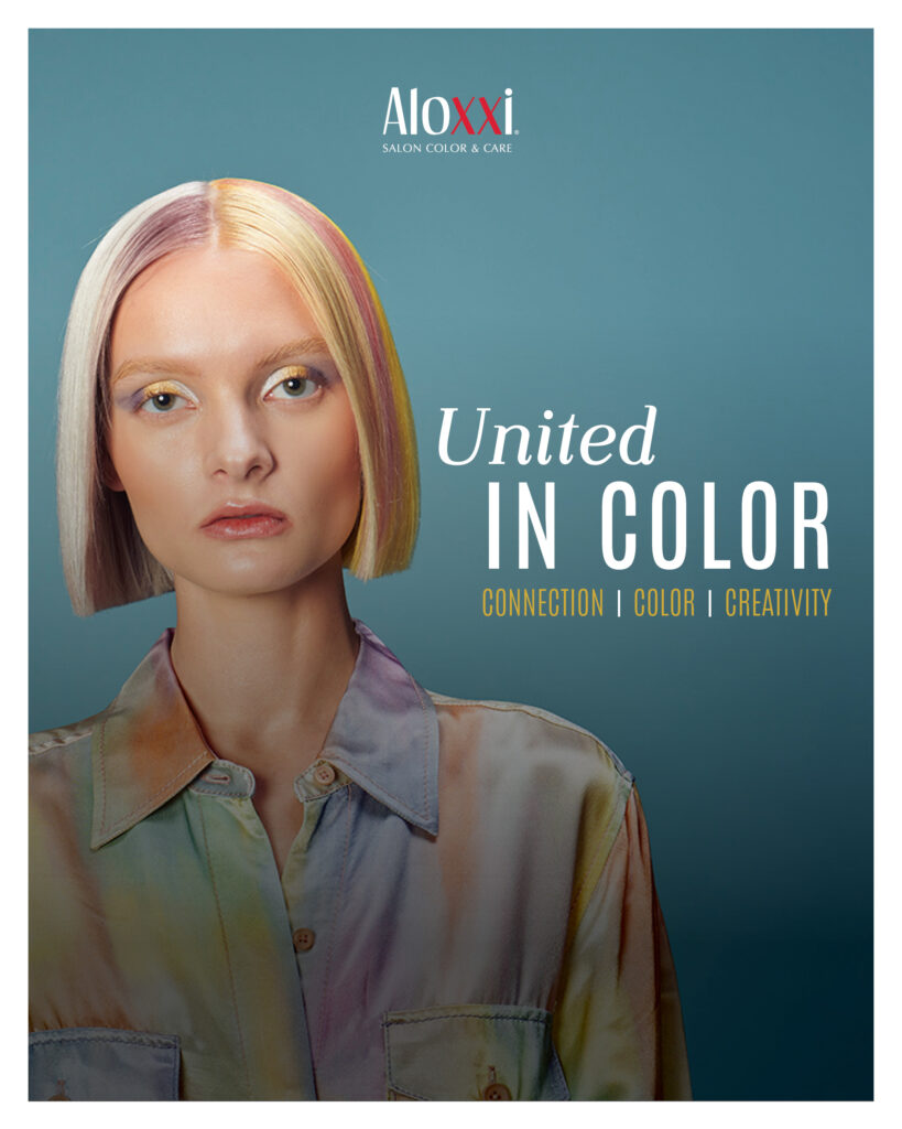 Aloxxi – United In Color – Print 8×10″