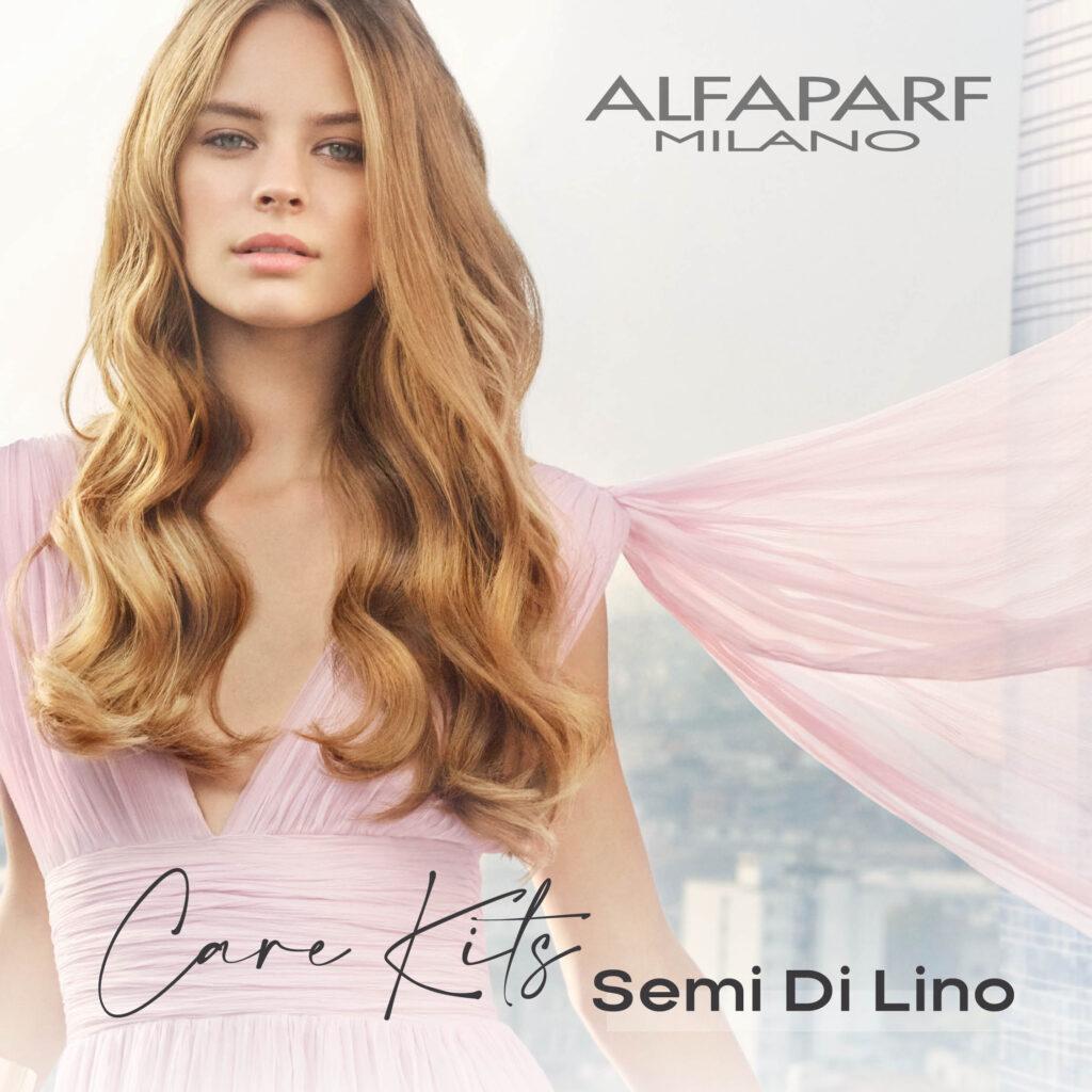 Alfparf Milano – Semi Di Lino Care Kits – Social