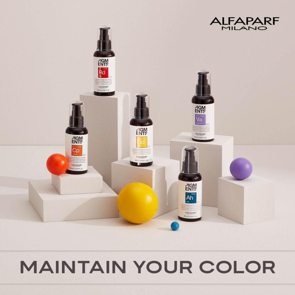 Alfaparf – Pigments – Social
