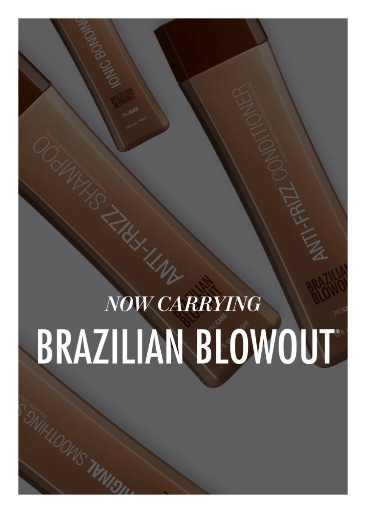 Brazilian Blowout – Now Carrying – Print 5×7″