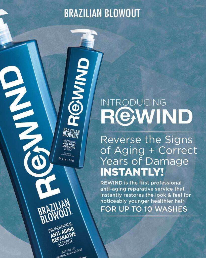 Brazilian Blowout – Rewind – Print 8×10