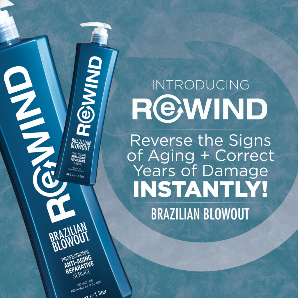 Brazilian Blowout – Rewind – Social