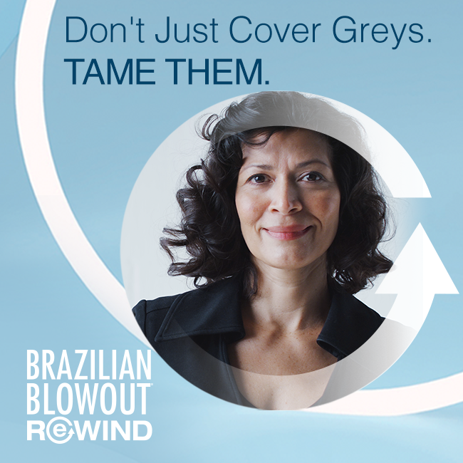 Brazilian Blowout – Tame Greys with Rewind – Social