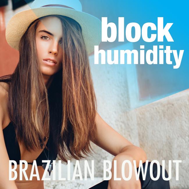 Brazilian Blowout – Block Humidity – Social