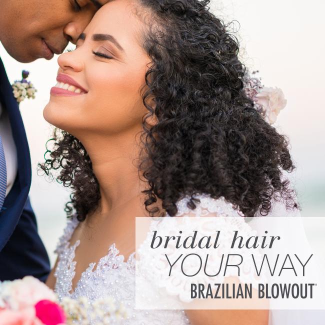 Brazilian Blowout – Briday Hair Your Way – Social