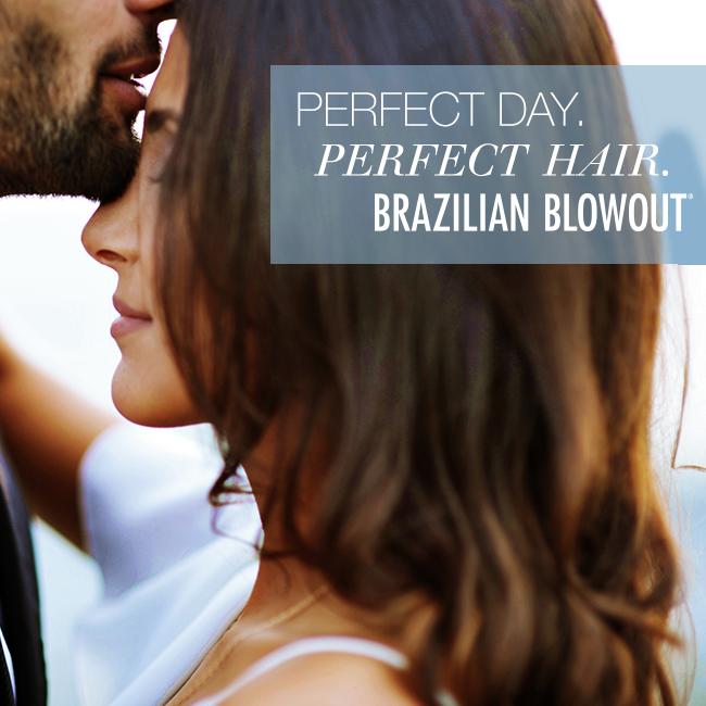 Brazilian Blowout – Perfect Day Perfect Hair – Social