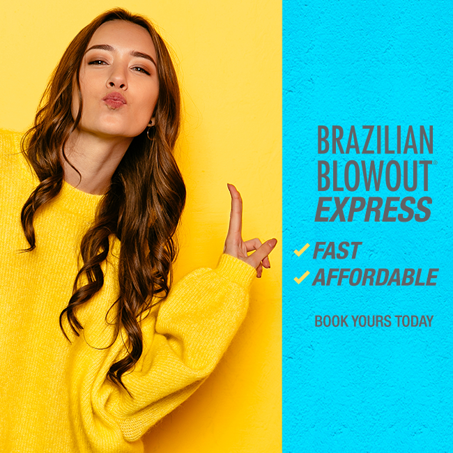 Brazilian Blowout – Express Blowout Fast and Affordable – Social