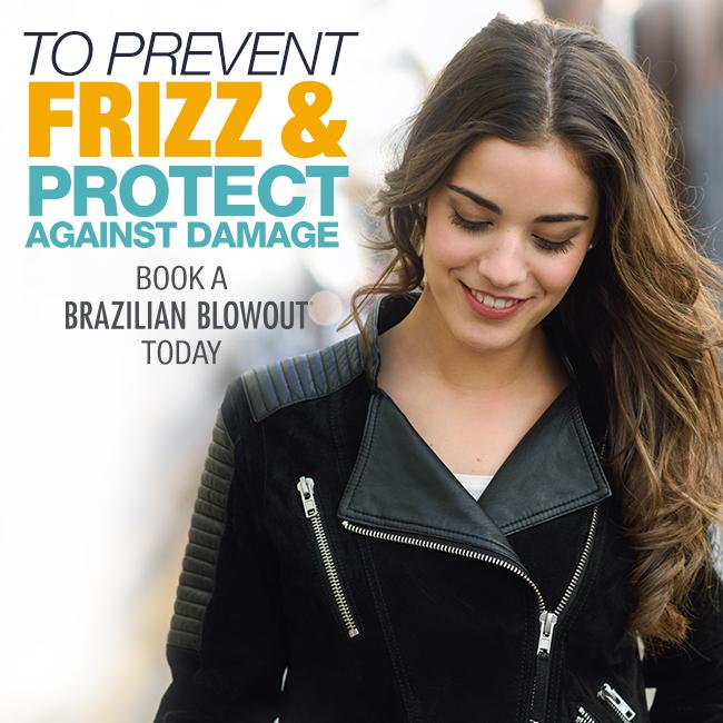 Brazilian Blowout – Preven Frizz & Protect Against Damage – Social