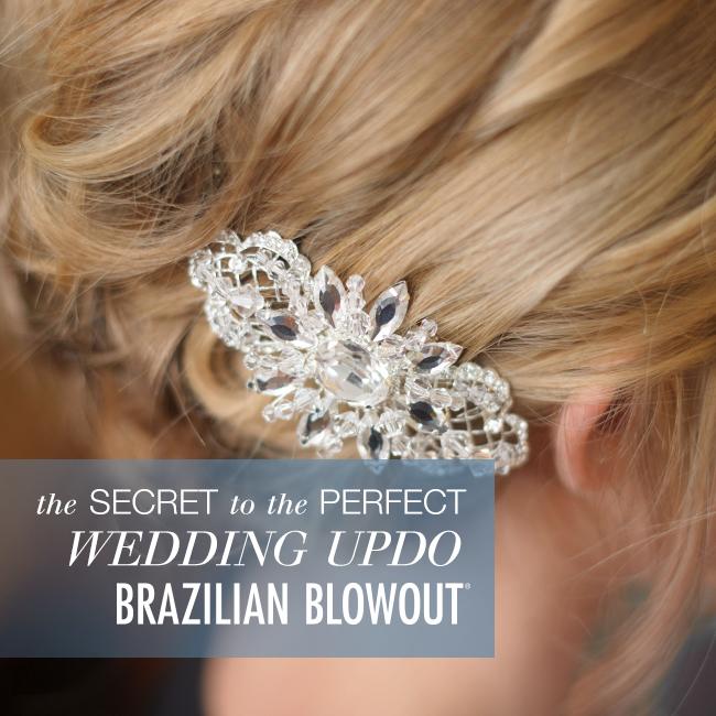 Brazilian Blowout – Wedding Updos – Social