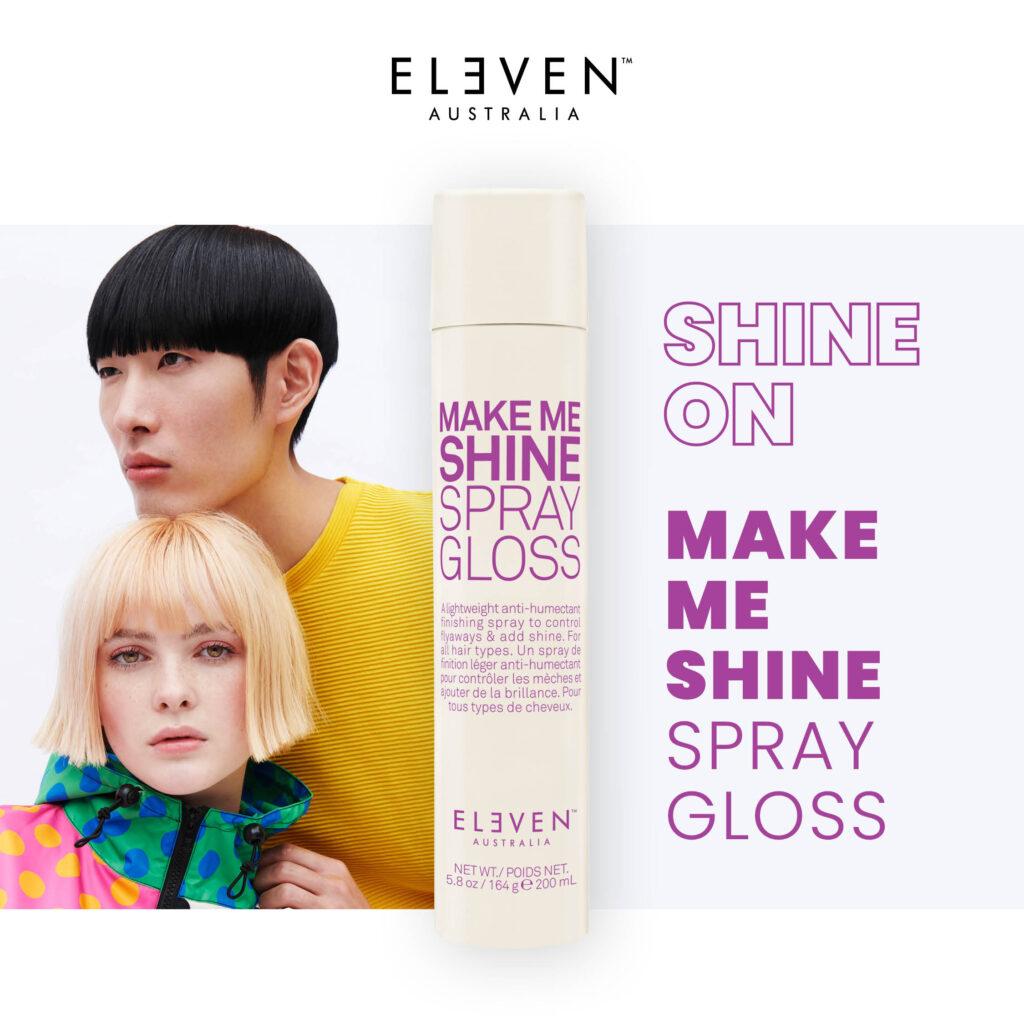 Eleven – Make Me Shine On – Social