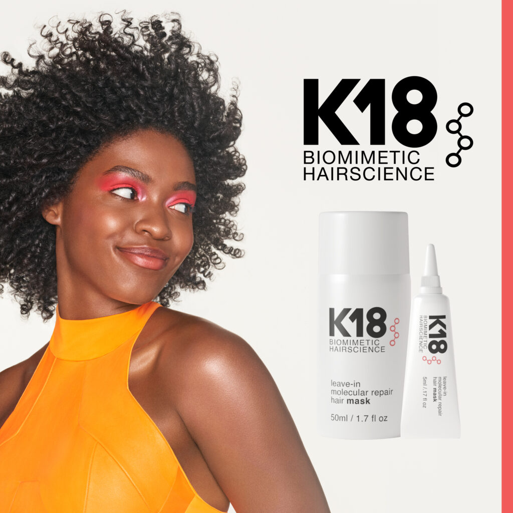 K18 Biomimetic Hairscience – Social