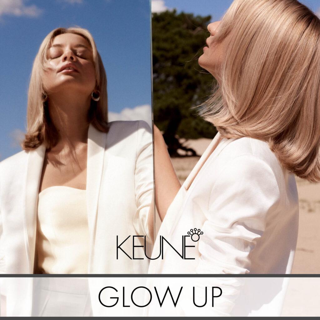 Keune – Glow Up – Social