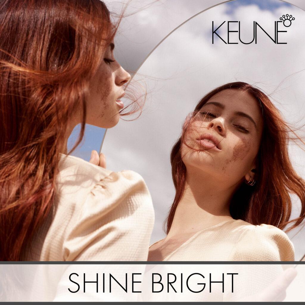 Keune – Shine Bright – Social