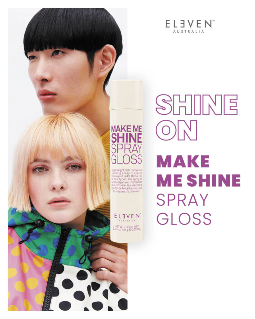 Eleven – Make Me Shine On – Print 8×10″