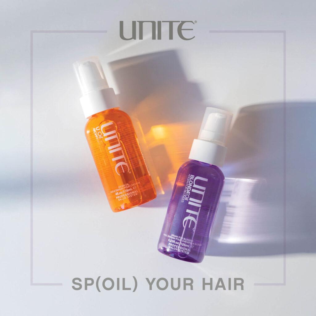 Unite – SP(OIL) Your Hair – Social