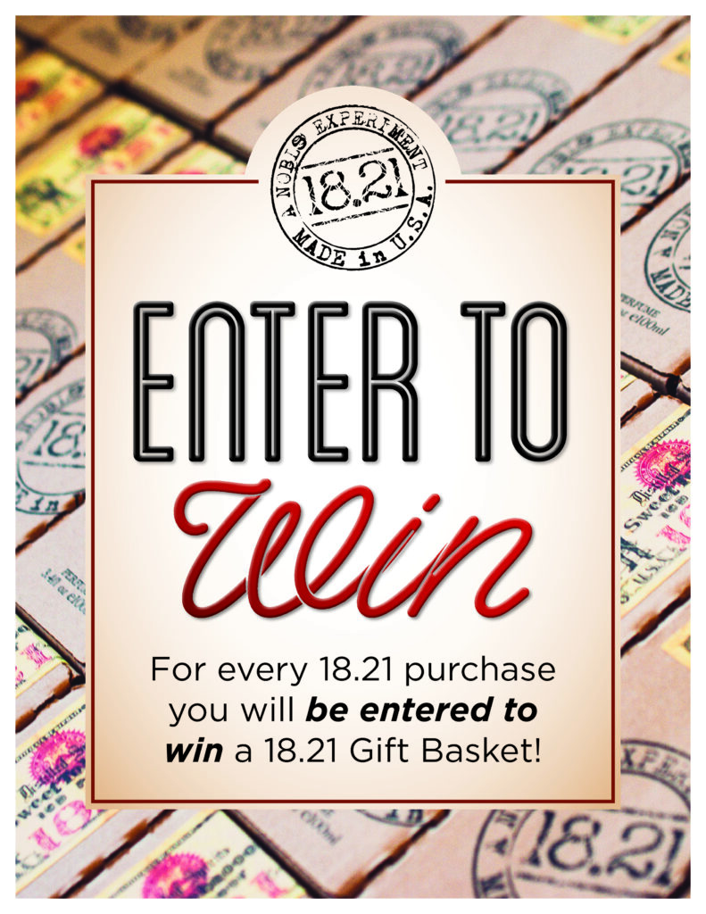 1821 Man Made – Enter To Win – Print 8.5×11