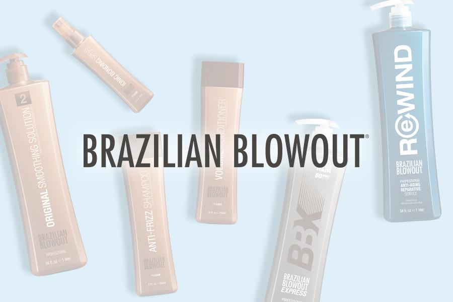 Brazilian Blowout – Product Thumbnails