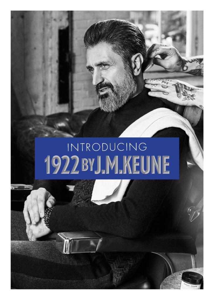 Keune – Introducing 1922 – Print 5×7